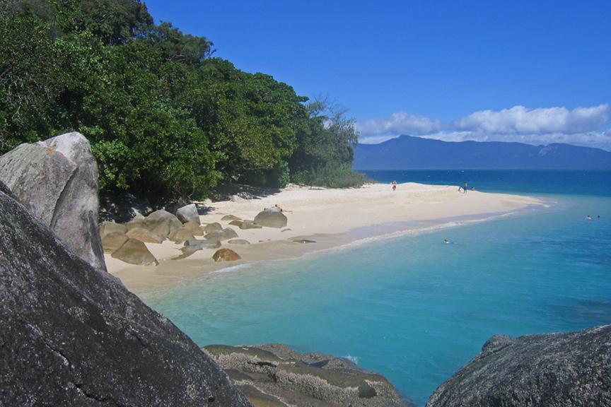 Nudey Beach, Fitzroy Island | Shutterbug: shutterbug.com/content/nudey-beach-fitzroy-island