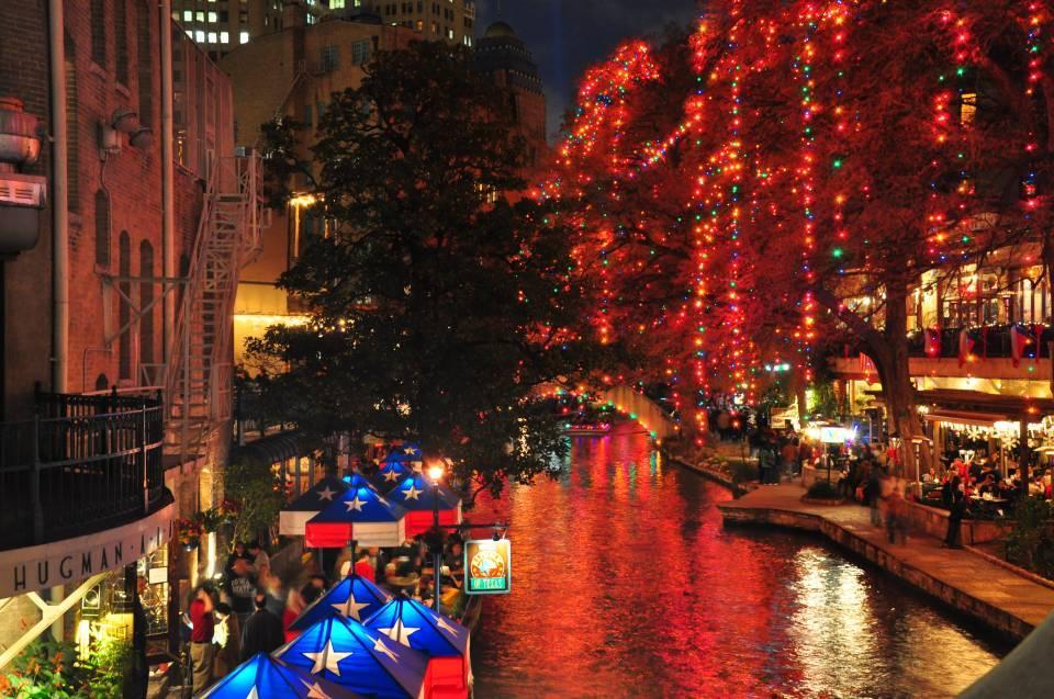 San Antonio New Years Eve