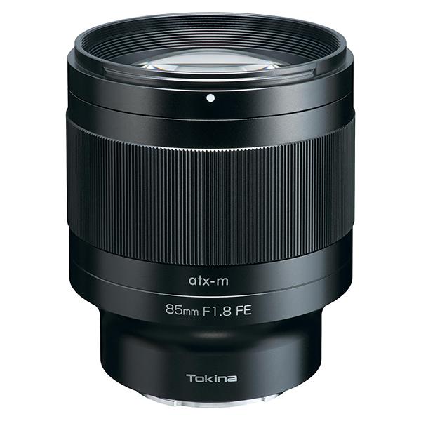 Kenko Tokina Intros atx-m 85mm f/1.8 FE Lens