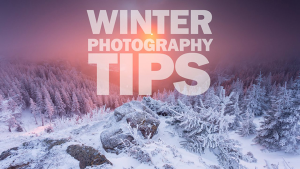 Shoot Dazzling Winter Landscape Photographs with These 7 Tips (VIDEO)